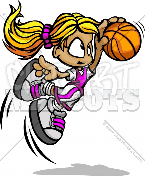 Showing post & media for Girls basketball cartoons | www ...