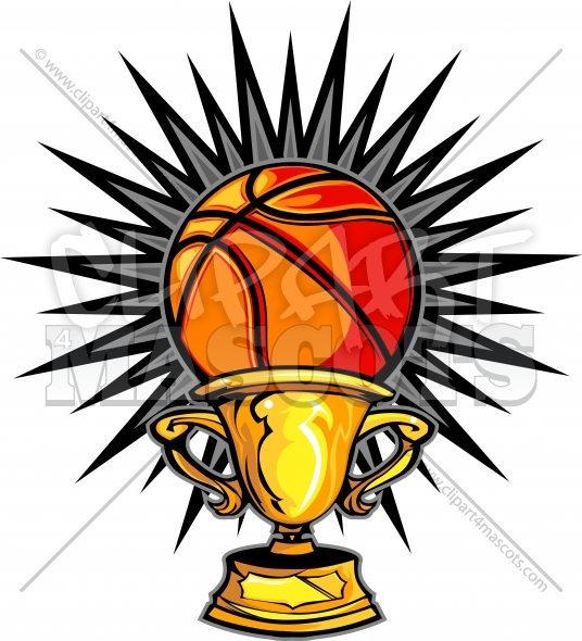 Basketball Champion Logo