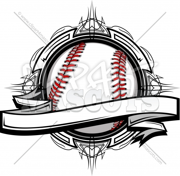 Baseball Design – Baseball Clipart Logo Graphic Vector Template